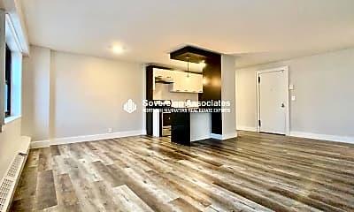 Living Room, 1365 St Nicholas Ave 30M, 1