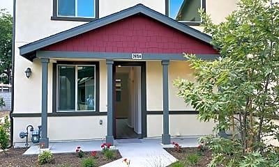 Building, 24754 Ward st., 0