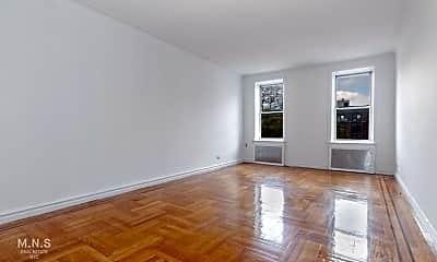 Living Room, 415 E 17th St 1-H, 0
