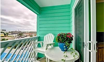 Patio / Deck, 102 Carolina Beach Ave S, 1