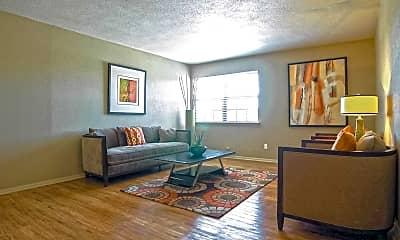 Living Room, Britton Crossing, 1