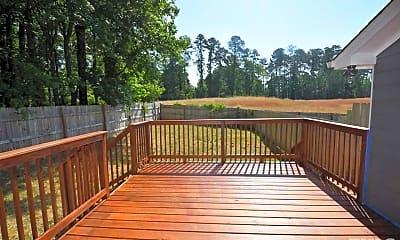 Patio / Deck, 223 Bridgefield Pl A, 2