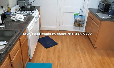 Kitchen, 1647 Commonwealth Avenue, 1
