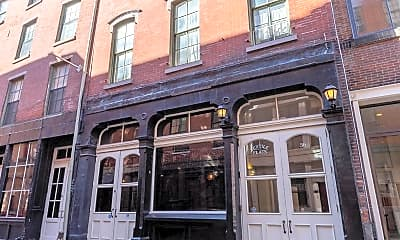 Building, 36 Strawberry St 47, 2