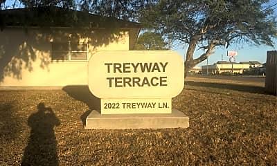 Treyway Terrace Apartments, 1
