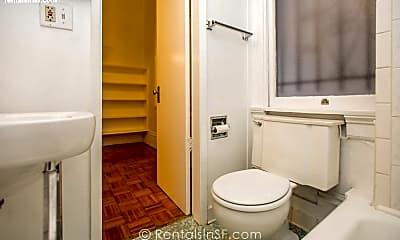 Bathroom, 2332 California St, 2