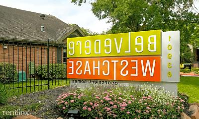 Community Signage, 10936 Meadowglen Ln, 2