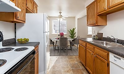 Kitchen, East Ridge Manor, 1