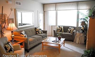 Living Room, 100 Sterling Oaks Dr, 0