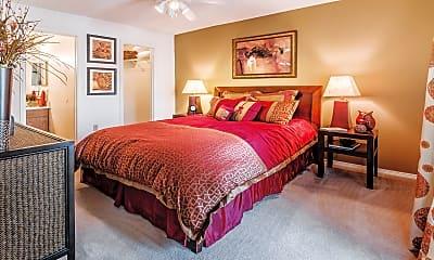 Bedroom, Colonial Village At Hampton Glen, 2