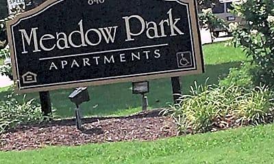 Meadow Park Apartments, 1