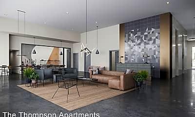 Living Room, 3345 Wilshire Blvd, 0