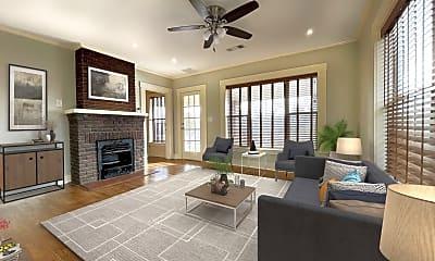 Living Room, 2556 S. University Dr, 0