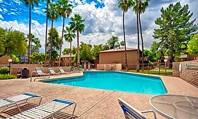 Pool, Tempe Park Place, 0