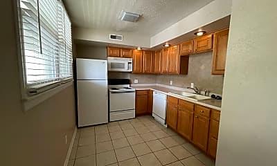 Kitchen, 1518 College Ave, 1