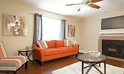 Living Room, River Oaks, 0