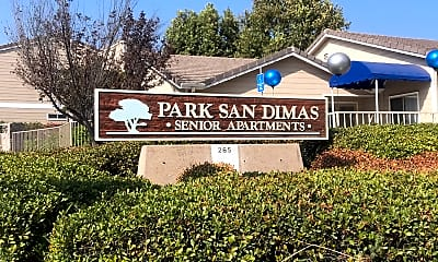 Park San Dimas Senior Apartments, 1