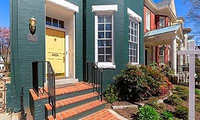 Building, 1708 Park Ave, 1