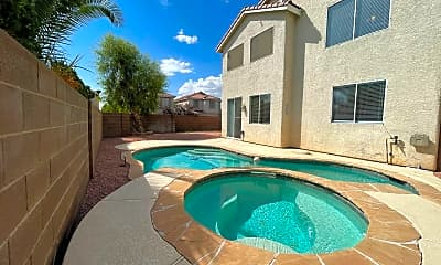 Pool, 4672 San Severo St, 2