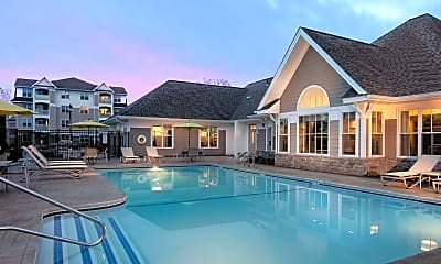 Pool, The Residences at Great Pond, 0