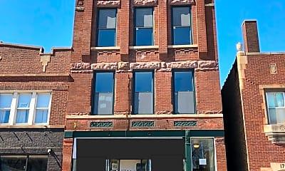 Building, 1710 S Ashland Ave 3, 0