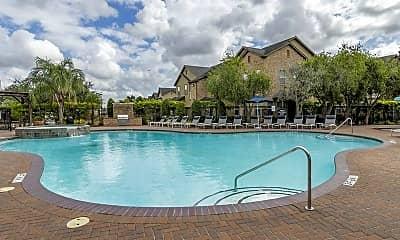 Pool, The Villas at Shadow Creek Apartments, 1