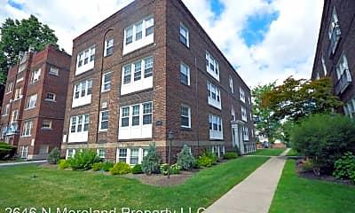 Building, 2646 N Moreland Blvd, 1
