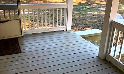 Patio / Deck, 1603 Old St Augustine Rd, 2