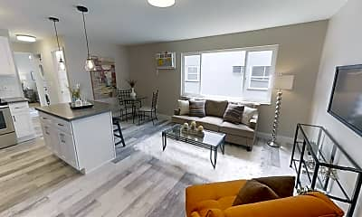Living Room, 5733 Montgomery Rd 2, 1