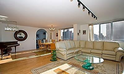 Living Room, 345 E 93rd St, 0