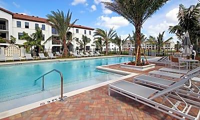 Pool, Atlantico at Miramar, 0