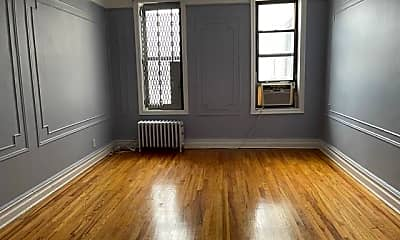 Living Room, 351 Marine Ave F3, 0