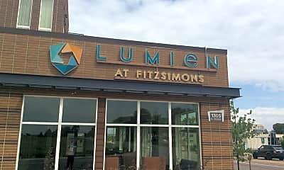 Lumien at Fitzsimons, 1