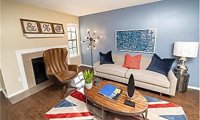 Living Room, 1714 Estrada Pkwy, 0