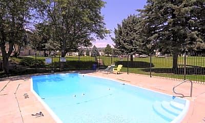 Pool, Oxford Pointe Apartments, 0