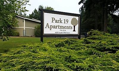 Park 19 Apartments, 1