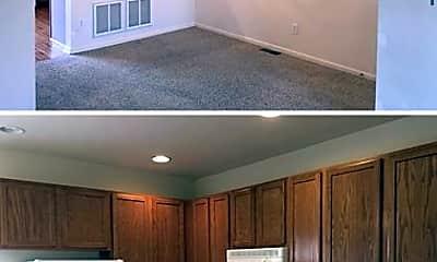 Kitchen, 15612 E 96th Way unit 6D, 1