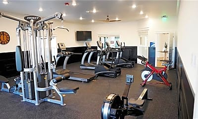 Fitness Weight Room, 995 Pine Ave, 1
