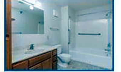 Bathroom, 909 E 14th St, 1