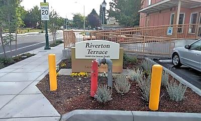 Riverton Terrace I & II, 1