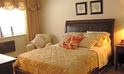 Bedroom, Blair Mill Village, 2