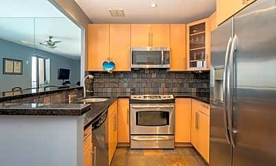Kitchen, 100 W Broadway 3T, 1