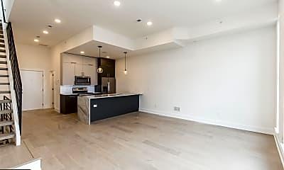 Living Room, 1339 N Marston St 3, 0