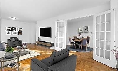 Living Room, 400 E 71st St, 0