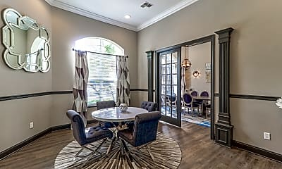 Clubhouse, The Grand Reserve at Park Isle Apartments, 1