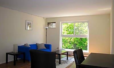Living Room, Straight Street Apartments, 0