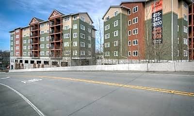 Building, Urban Center, 1