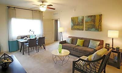 Living Room, Advenir at Biscayne Shores, 0