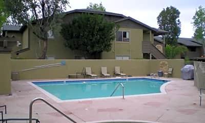 Pool, 526 Calle Montecito, 1
