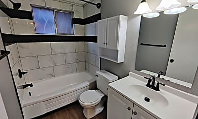 Bathroom, 1363 North Clayton Street, 1
